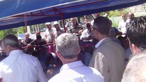 Mersin Yenişehir KARAHACILI Köyü İlköğterim Okulu Akıllı Tahta Açılışı 25.05