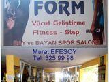 Form 2 Spor Merkezi