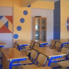 Cahit ARF/Matematik Dersliği/Mathematics Classroom