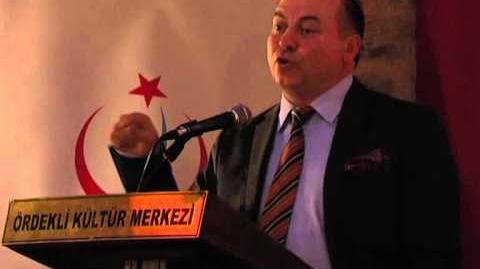 Bursa Otizm Paneli 2014 - 3 - Veysel Şahin