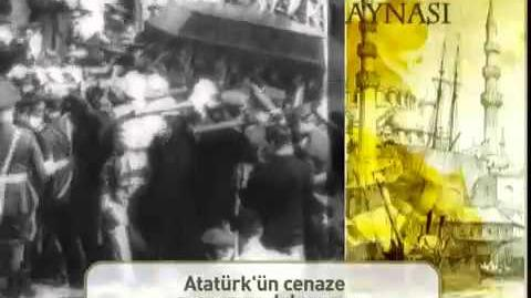 Atatürk'ün Cenaze Namazı
