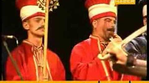 Mehter Marşı İstanbul'un Fethi 554