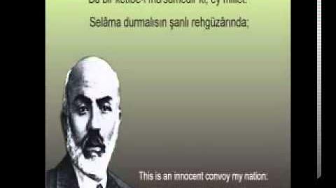 Amin Alayı Mehmet Akif Ersoy - Safahat