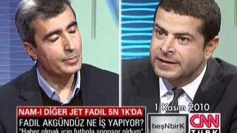 Cüneyt Özdemir 2010 11 01 CNNTURK 5N1K