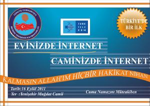 İnternet cami2