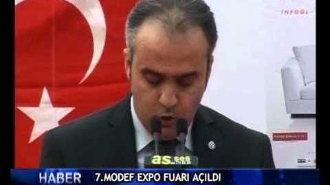 MODEF EXPO 2012