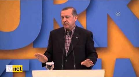 Başbakan Erdoğan ilk kez açıkladı Cadı avı yapacağız