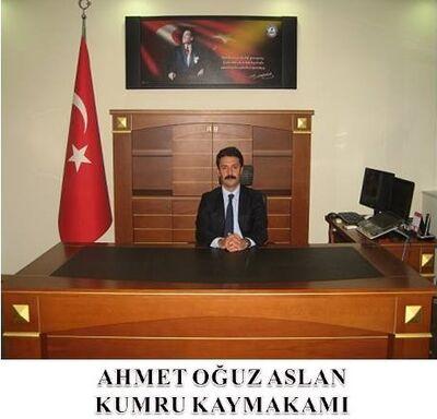 Ahmet Oğuz Aslan