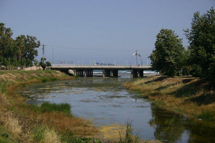 Müftü deresi deniz kıyısı köprüsü son hali