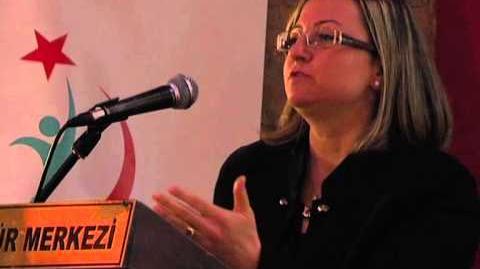 Bursa Otizm Paneli 2014 - 2