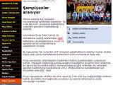 Yenişehir'de Badminton
