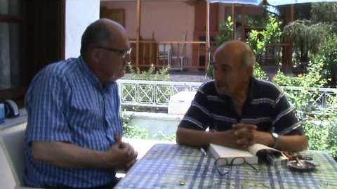 HAREKETLİ DÖNEMLERİN VALİSİ AYDEMİR CEYLAN İLE SOHBET - www.haberamasya