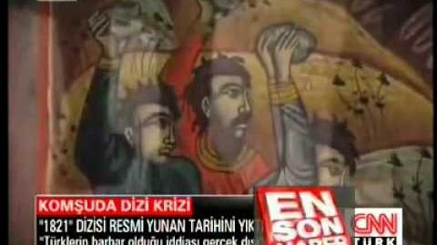 Yunanistan'da Krize Yol Açan 1821 Belgeseli - DiviksFilm