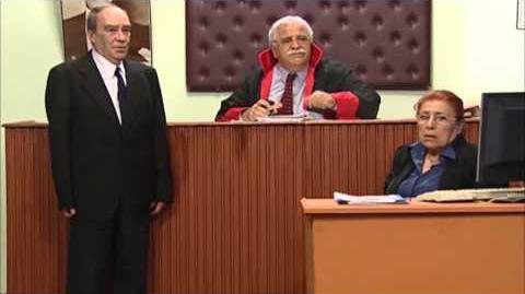 Olacak O Kadar ( Boşanma davası ) Hakim ve Mahkeme duruşma salonu espirileri-0