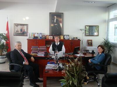 Mersin idare Mahkemesi Başkanı