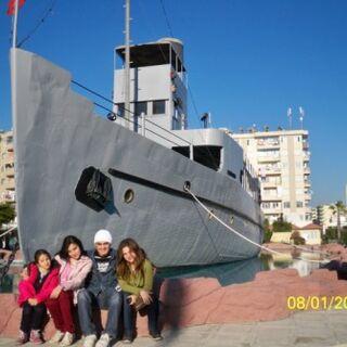 nusret mayın gemisi-tarsus