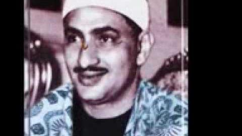 Muhammed Sıddik Minşavi - Kuran