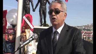 Kuşadası Kaymakamı Sayın Mustafa Ayhan'ın Konuşması-0