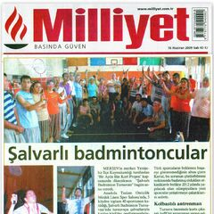 16 Haziran 2009 Milliyet Gazetesi
