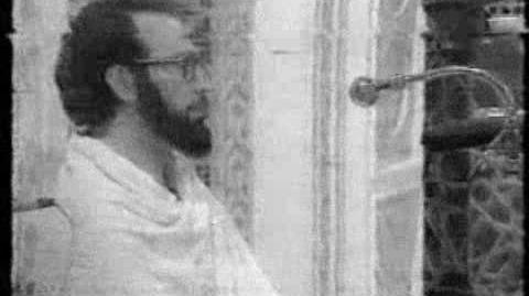 Sheikh Mahmood Khalil Al-Husary In Arafaat Hajj