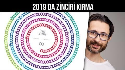 En güzel yeni yıl hediyesi - 2019'da Zinciri Kırma