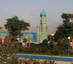 Mazar-e Sharif - scene