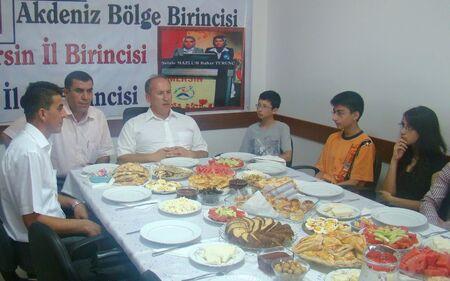 Yenişehir'de SBS Tam puan alan birinciler DSC03796-780457