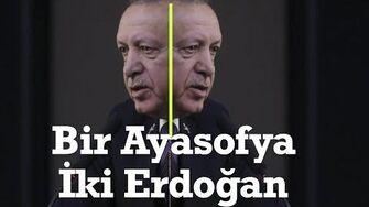 Erdoğan'ın Ayasofya ikilemi