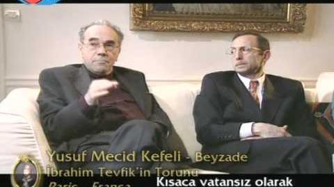 Ottoman Exile Sürgündeki osmanlı - 1
