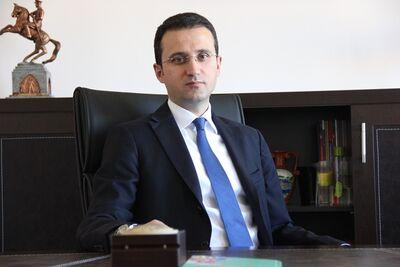 Arif Karaman Fındıklı Kaymakamı
