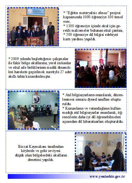 Periferide özel okul projesi broşür sf 3
