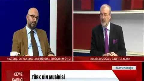 Prof.Dr. Yaşar Nuri ÖZTÜRK Hocanın oğlu Yrd.Doc.Dr. Mustafa Tahir ÖZTÜRK Ceviz Kabuğu 23.01.2016 (Yrd.Doc.Dr