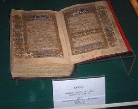 Selçuklu dönemi yazılmış Kuran-ı Kerim