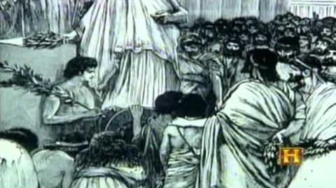 Antik Yunanda Tarihin Gizemleri Belgeseli -1-