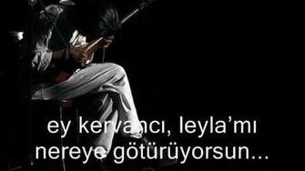 Ey Kervancı! farsça bir şarkı