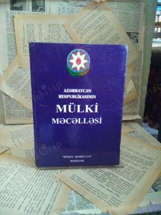 Azerbaycan Cumhuriyetinin Mülk Mecellesi