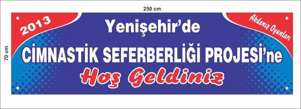 Yenişehir cimnastik akdeniz oyunları