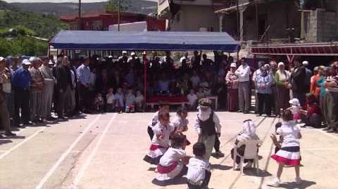 Yenişehir KARAHACILI Köyü İlköğterim Okulu Akıllı Tahta Açılışı 25.05