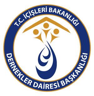 Dernekler Dairesi Başkanlığı Kurumsal logosu
