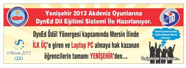 Yenişehir dyned mersin Yenişehir ilk 3 lap topu aldı.