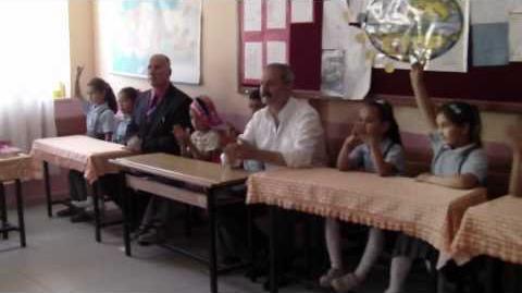Mersin Yenişehir Köyü İlköğterim Okulu Akıllı Tahta Açılışı 25.05