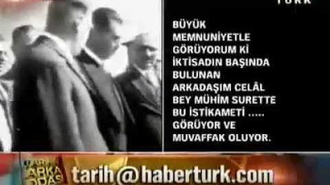 Atatürk'ün Gercek Sesi (Celal Bayar'a Hatira Olarak Verilmis)