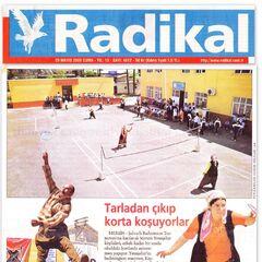 29 Mayıs 2009 Radikal gazetesi