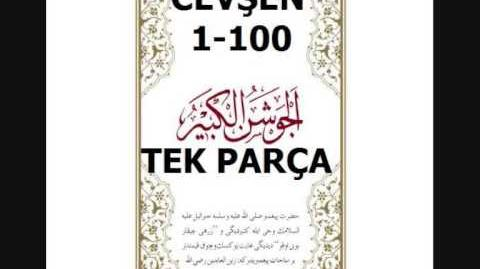 CEVŞEN 1-100 TEK PARÇA FULL