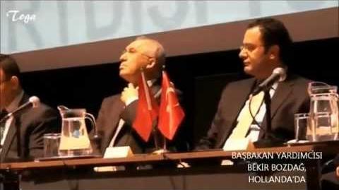 Yurtdışı Türkler Buluşması Hollanda'da Yapıldı (Mustafa Toga)