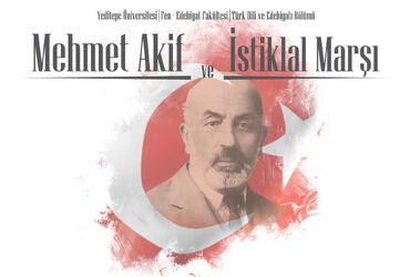 Mehmet akif ve istiklal marsi