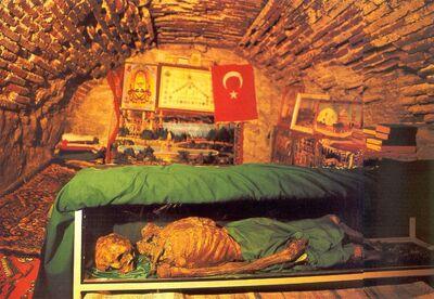 Ceseti-Çürümeyen-Arapbaba-Harput-Elazığ