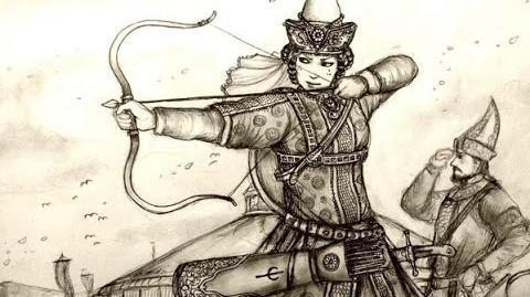 Tomris Hatun İlk Kadın Kağan-Kısa Belgesel
