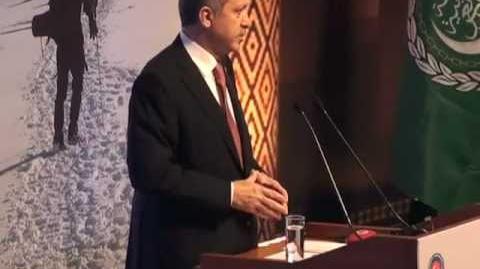 Bursa vilayetinin Başbakan Erdoğan ağzından tanıtımı