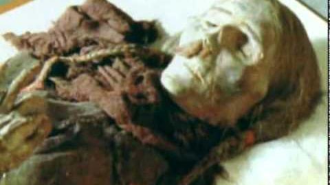 Giant Mummies and Pyramids of China